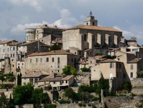 Abbaye de s nanque 84 picture of gordes luberon for Hotels gordes