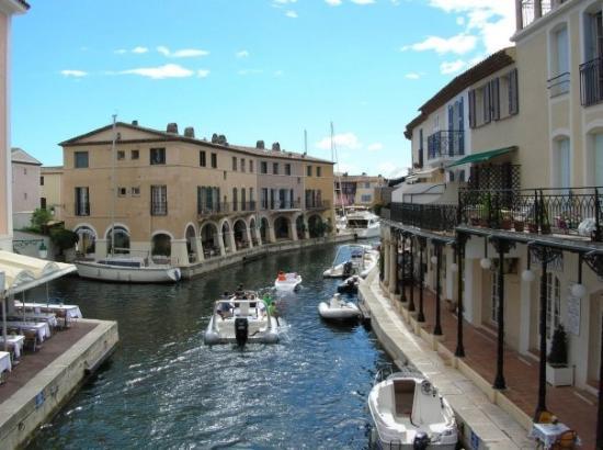 Port Grimaud (la Venise Provençal) (83)
