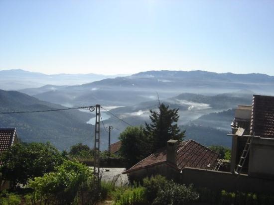 Jijel, Algerien: La Kabylie vu de chez mon papa Juin 08