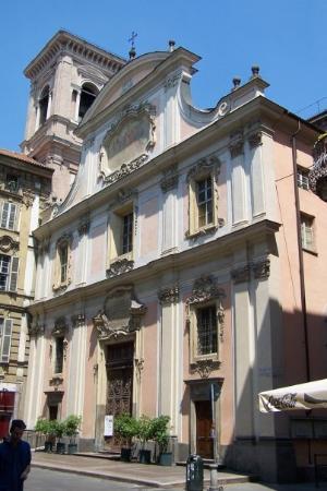 Turin, Italien: Pays catho, ce ne sont pas les églises qui manquent...