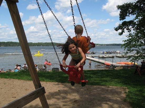 Good Ol' Days Family Resort : Fun in the sun