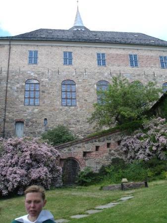 ปราสาทและป้อมปราการอาเคอรร์ชูส์: Akershus Castle, about 1000 years old, madness!!