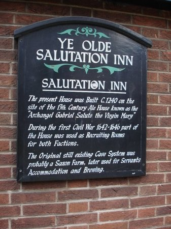 Ye Old Salutation Inn