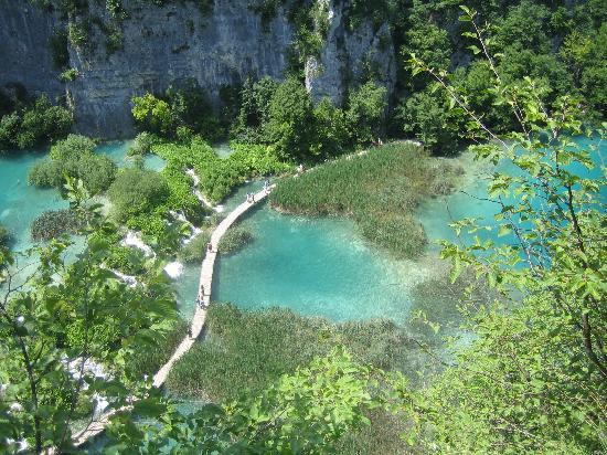 Plitvice Hotel : in national park
