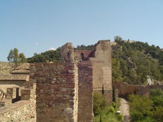 Alcazaba: Malaga, Spain