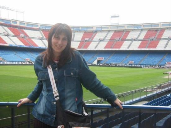 Estadio Vicente Calderon ภาพถ่าย