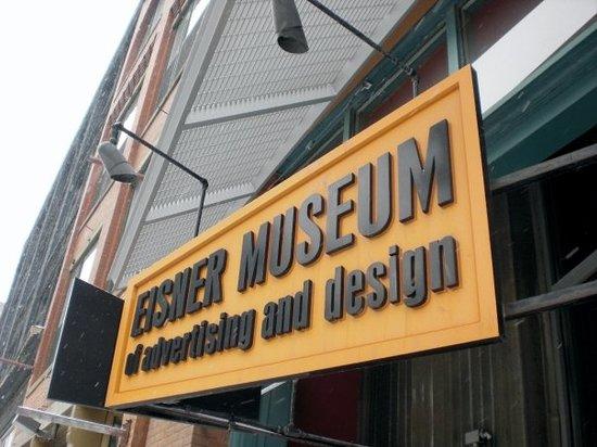 The Eisner American Museum of Advertising & Design