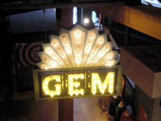 "The Eisner American Museum of Advertising & Design: Fun carnival light in this ""gem"" of a museum."