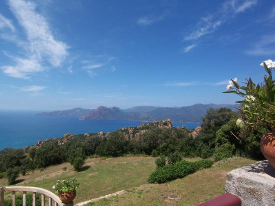 hotel les roches rouges prices reviews piana corsica tripadvisor. Black Bedroom Furniture Sets. Home Design Ideas