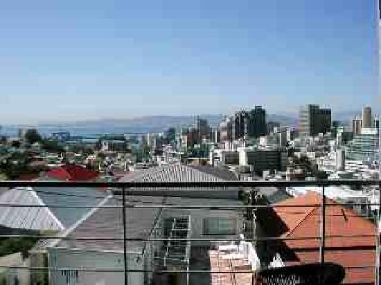 Upperbloem: City view