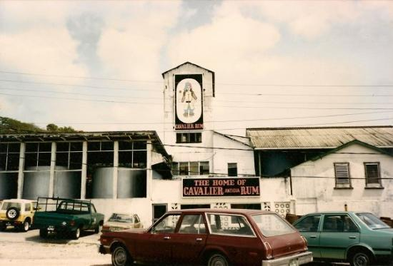 Antigua Brewery Ltd: The Local Rum Distillery