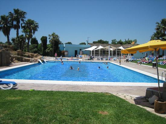 Lovely Camping U0026 Resort Sanguli Salou: Swimming Pool ...