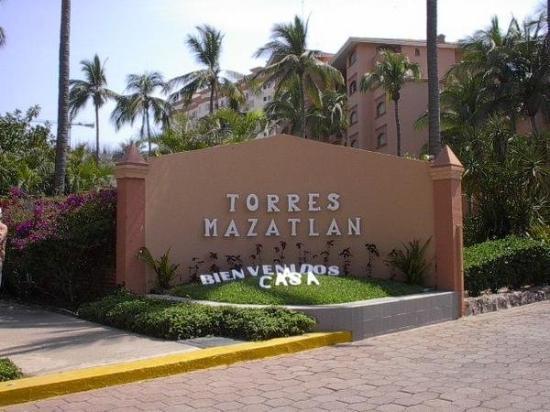 Torres Mazatlan Resort : Mexico trip w/ Beth, April 08' @ Torres Mazatlan