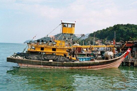 Pulau Pangkor, Malaysia: ile de Pangkor,face à Lumut