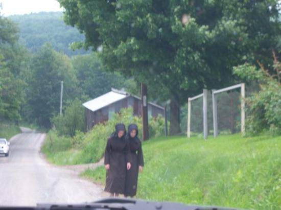 Little Amish Girls    It U0026 39 S Kinda Creepy