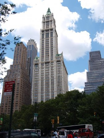 Woolworth Building: woolworth   building