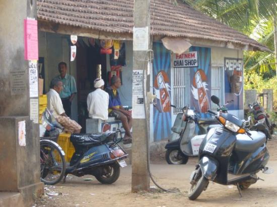 Canacona, India: Patnem Chai Shop