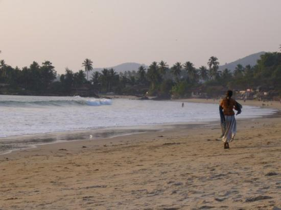 Canacona, India: Patnem Beach