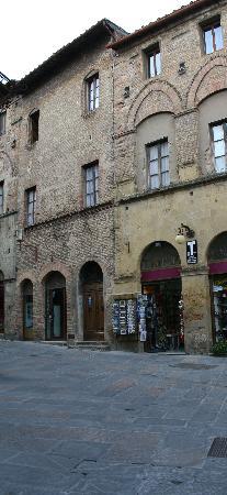 Residenza d'Epoca Palazzo Buonaccorsi: Vista del palazzo Buonaccorsi