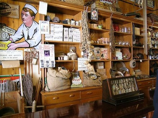 Γιόρκ, UK: open air museum 