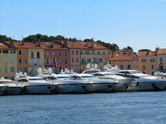 St-Tropez, Frankrig: St. Tropez