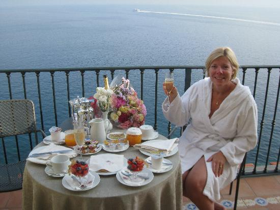 Picture of imperial hotel tramontano for The terrace brunch