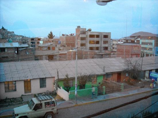 Totorani Inn : View from Room