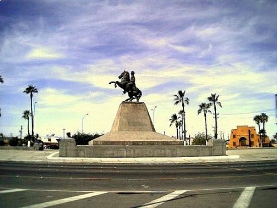 Mexicali, México: El Caballito