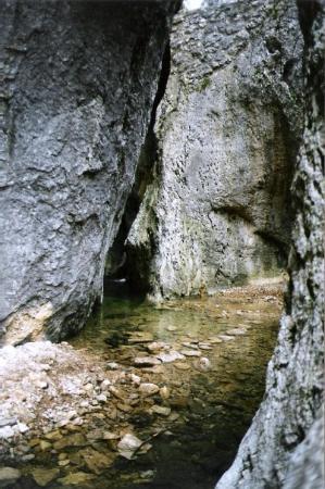 Natural Park Sierra de Cazorla : Nacimiento del Río Guadalquivir. Sierra de Cazorla-Jaén. 2004