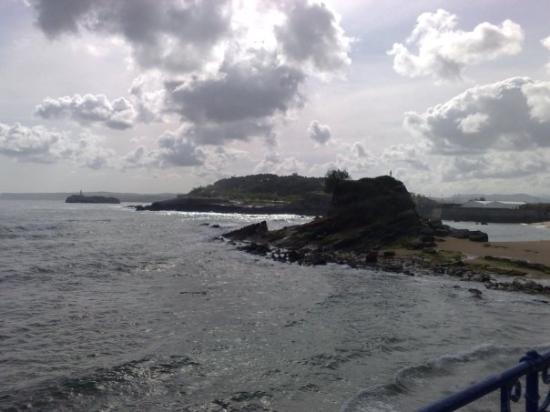 Peninsula of Magdalena: Santander e l'oceano