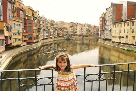 Puente de Hierro (Pont de Ferro): Girona. 1998