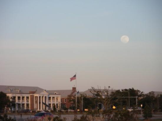 Pensacola Naval Air Station: The old Officer Candidate School, OCS was relocated, now the buildings serve as enlisted quaters