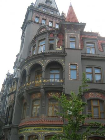 Jewish Museum in Prague ภาพถ่าย