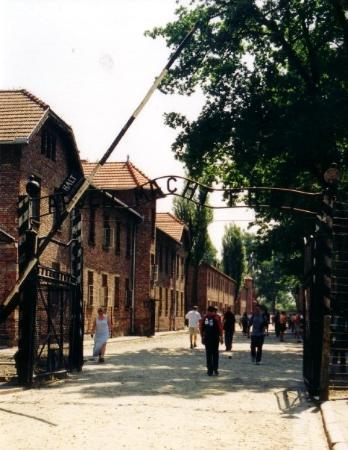 Oświęcim: Auschwitz 1
