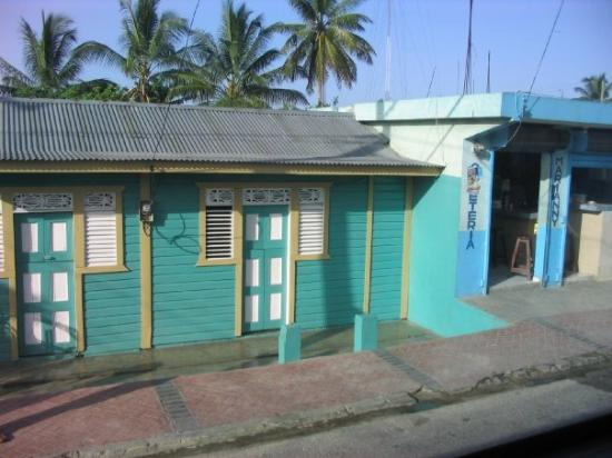 Higuey, สาธารณรัฐโดมินิกัน: Casa típica