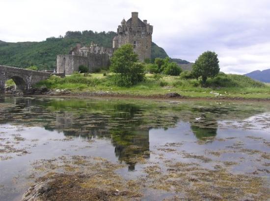 Eilean Donan Castle : il castello del film Highlander