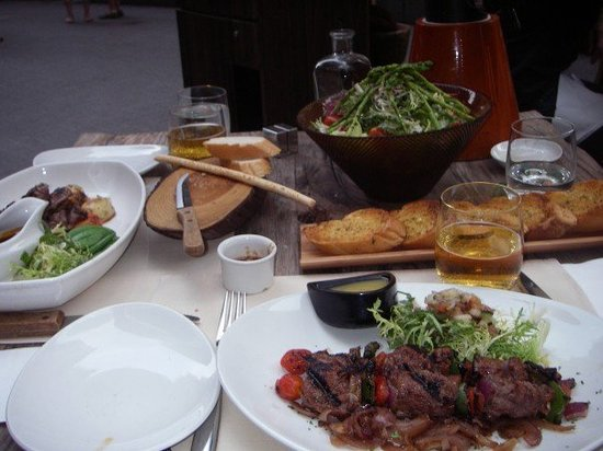Knutsford Terrace: delicious