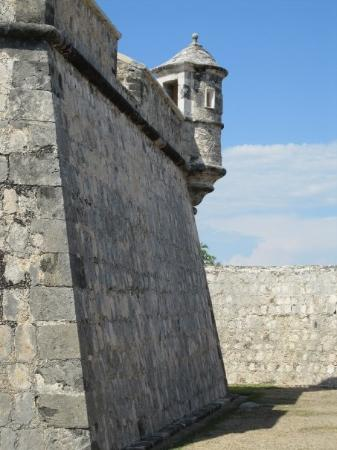 Fuerte-Museo San Miguel: Campeche Fort San Miguel