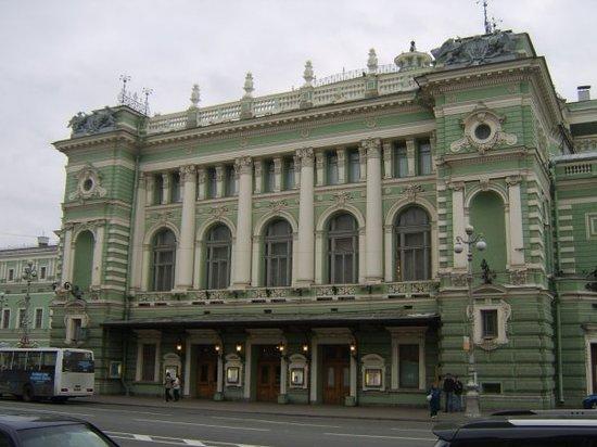 State Academical Mariinskiy Theatre : The Mariinsky Theatre