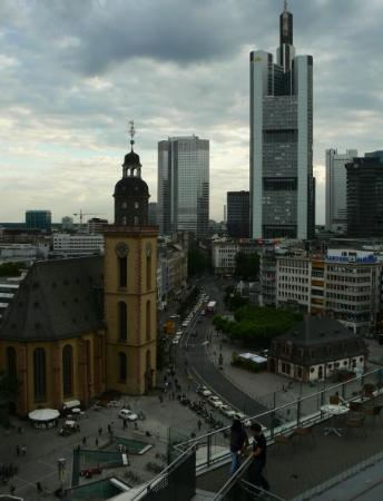 The Hauptwache: Francoforte - L'Hauptwache
