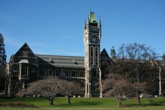 Dunedin, New Zealand: University of Otago -