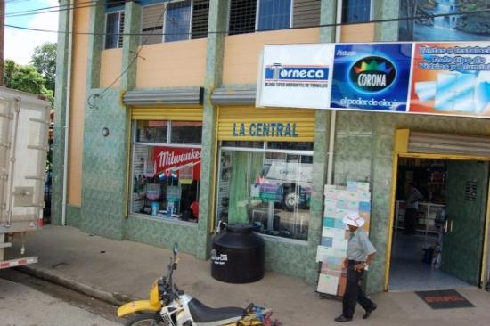 Nicoya, Costa Rica: A funny old man