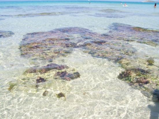 Playa Isola delle femmine - Palermo