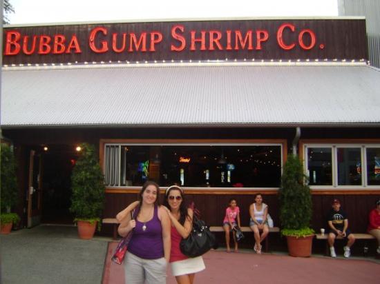 Bubba Gump Shrimp Co: Universal