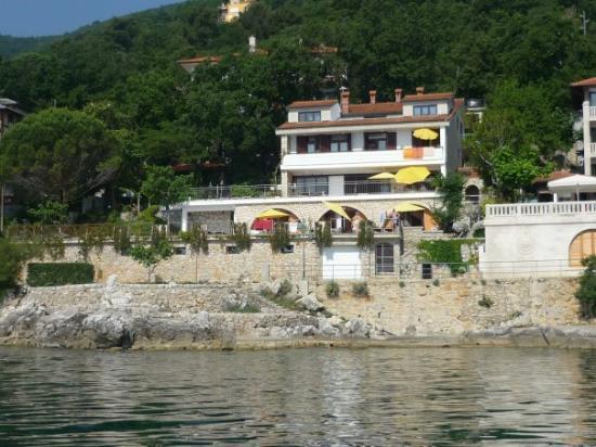 Villa Kleiner: Unser Appartment