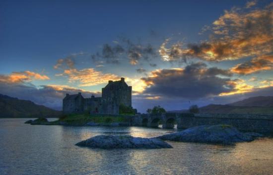 Eilean Donan Castle (con cámara reflex)