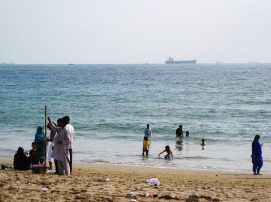 Sea Beach in Manora - Picture of Karachi, Sindh Province