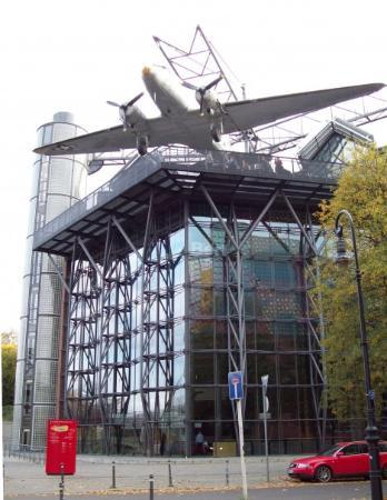 Deutsches Technikmuseum Berlin Foto