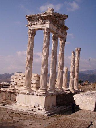 Ruins of Pergamum