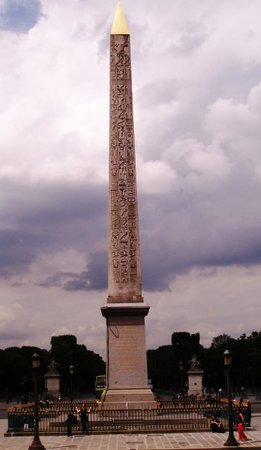 ‪Obelisk of Luxor‬